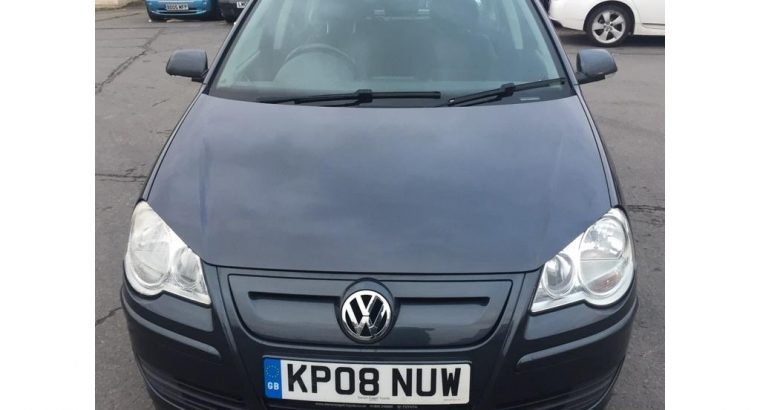 Used Volkswagen Polo 1.4 TDI BlueMotion Tech 2 5dr