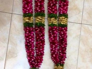 Poo Maalai – Garlands – INDHU PARTY SERVICES –