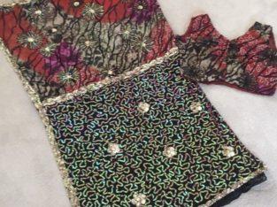 Brand new sarees