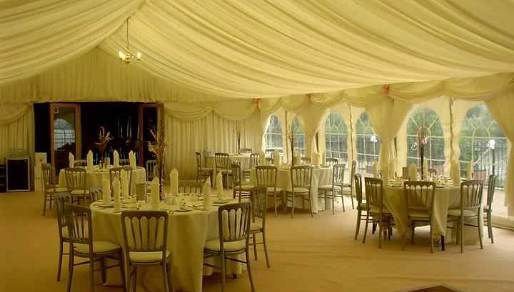 Marquee Hire – Unique Wedding and Party Services